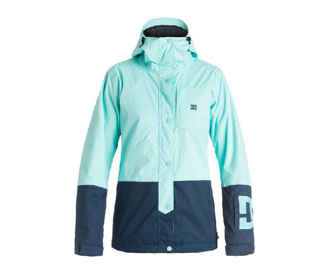 Сноубордическая куртка DC (EDJTJ03014) DEFY Wmn Jkt J SNJT 17 BFK0 ... 9cab058d91c