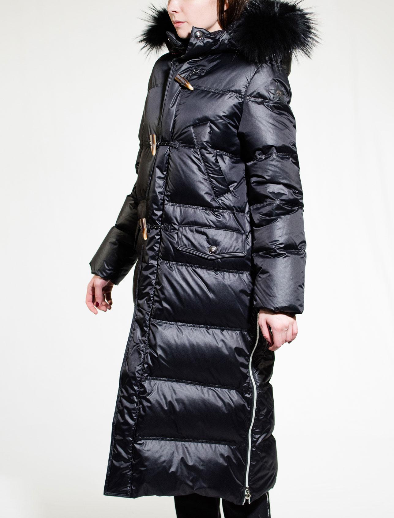 Пальто JET SET ( 191W220428 ) OLIVIA TIGER FUR 2019 C90-BLACK (S ... 4fb4a681da530
