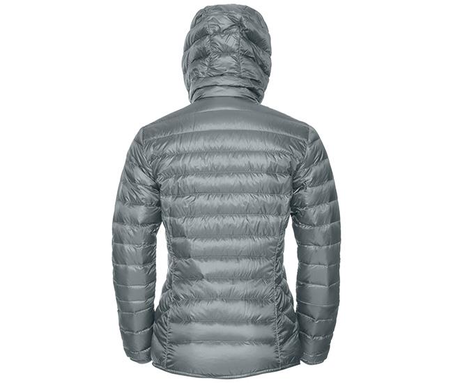 Ярлыки на одежде. Зимняя пуховая куртка.