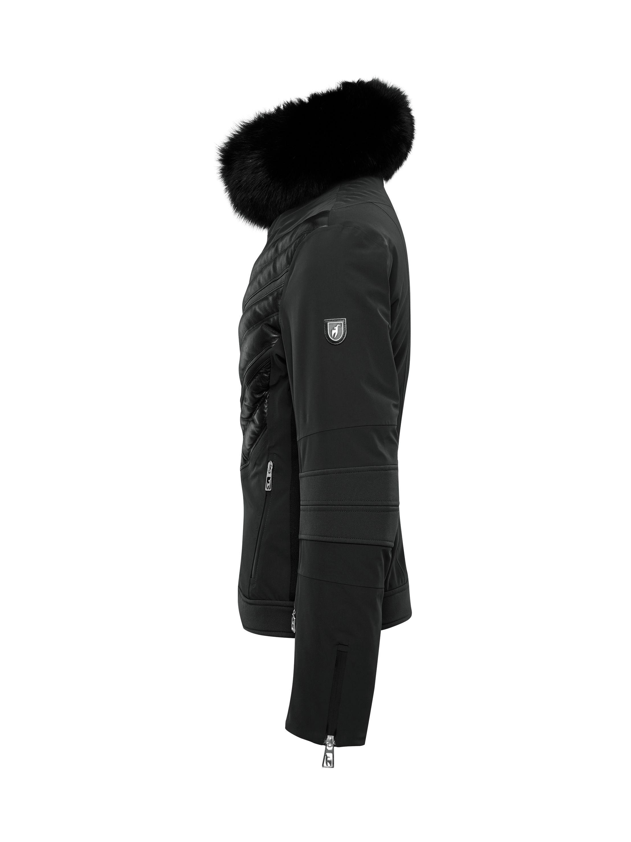 Гірськолижна куртка Toni Sailer ( 282112F ) MICA FUR 2019 100 ... 000526ea15f9b