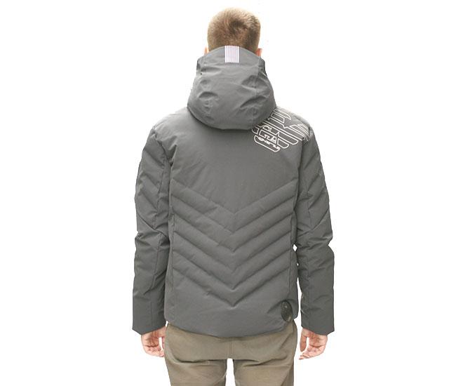 Гірськолижна куртка ARMANI 6YPG08-PN44Z 18 1994-ANTHRACITE (L ... e0df85418ee69