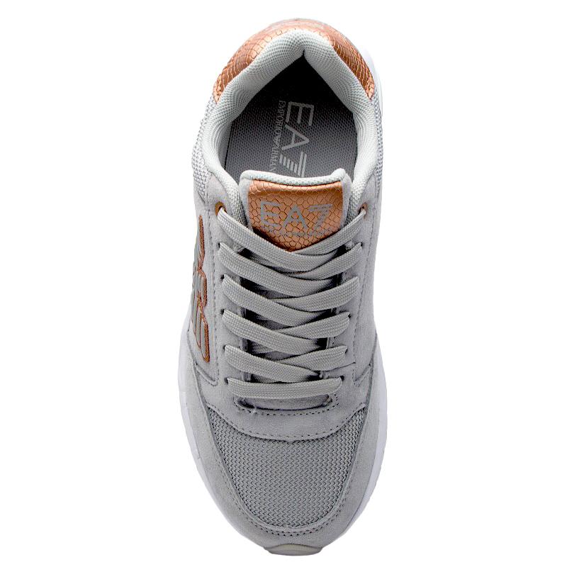Кросівки для міста ARMANI ( X8X022-XK029 ) SNEAKER 2019 00285-NAVY ... a669e65277a08