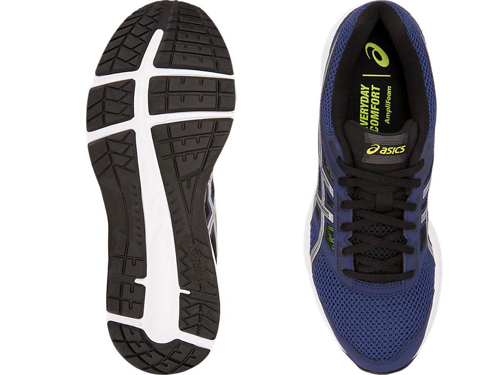 9cb3b553fd98bd Кросівки для бігу Asics ( 1011A256 ) GEL-CONTEND 5 2019 002-BLACK ...