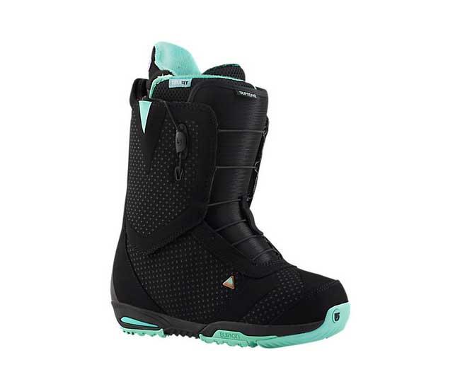 жесткие сноубордические ботинки