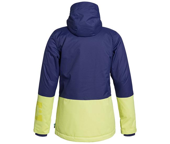 Сноубордическая куртка DC (EDJTJ03009) DEFY Wmn Jkt J SNJT 16 BSH0 ... 513b74c5d57