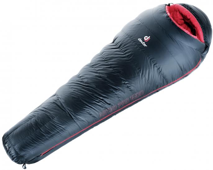 Спальный мешок - кокон Deuter Astro Pro 1000