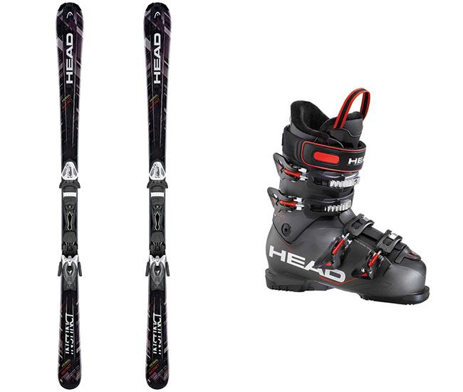 Лыжи класса Джуниор