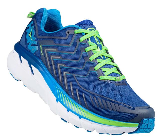 Кросівки для бігу HOKA ONE ONE (1016723 - TBJGR) M CLIFTON 4 2018 ... 179b3fac46999