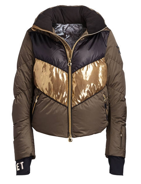 Куртка зимова JET SET ( 191W010728 ) HARPER CHIC 2019 C745-MIX ARMY ... 663a941677ac4
