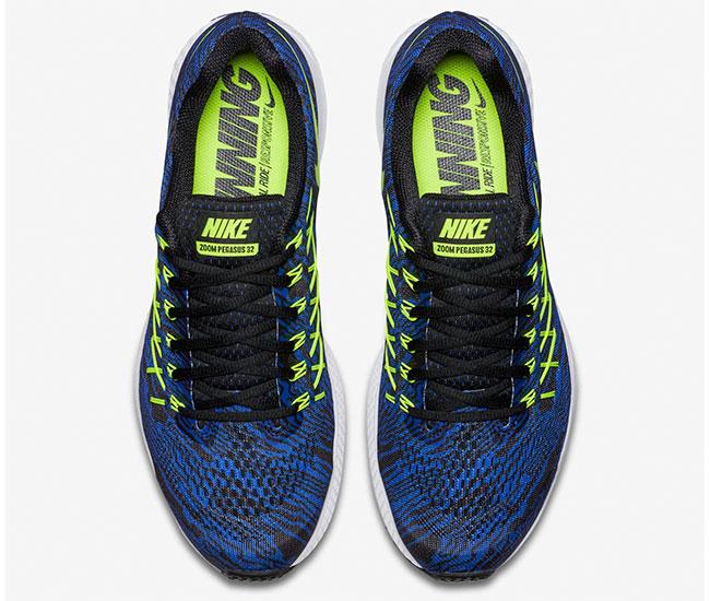 b0f22543afe077 Кросівки для бігу Nike NIKE AIR ZOOM PEGASUS 32 PRINT 2016 806805 ...