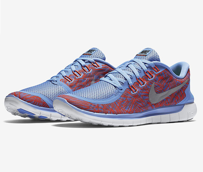 7648d5d7c30264 Кросівки для бігу Nike WMNS NIKE FREE 5.0 PRINT 2016 749593-408 ...