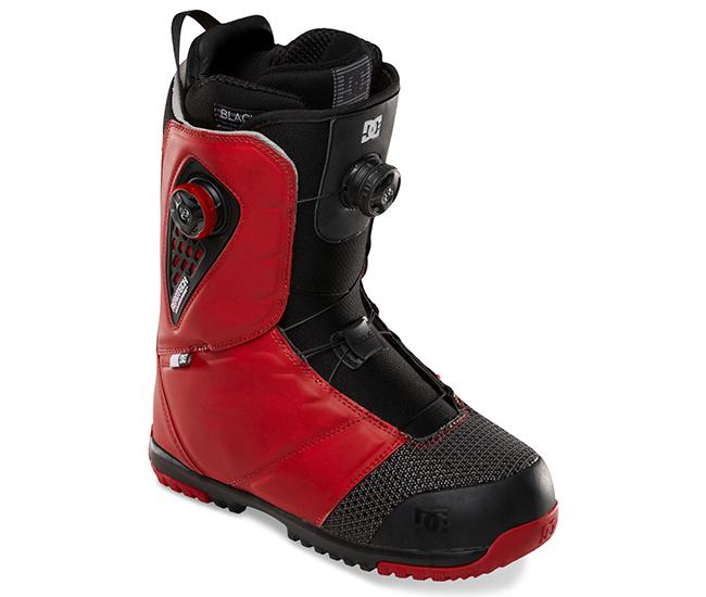 Сноубордические ботинки со шнуровкой BOA