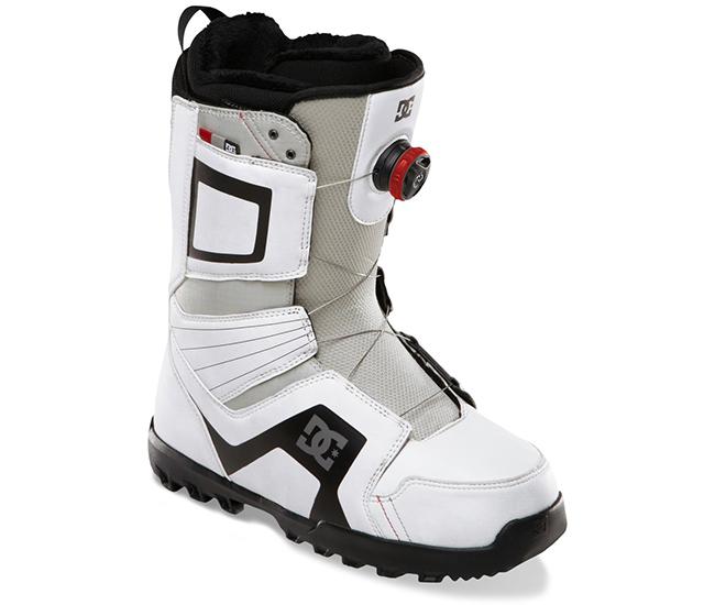 сноубордические ботинки средней жесткости