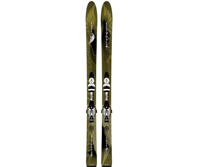 Туристические лыжи