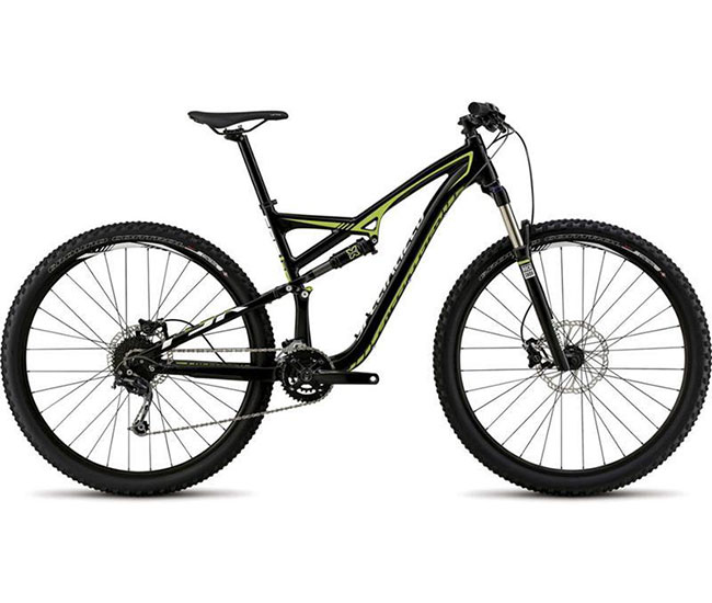 Велосипед Specialized CAMBER