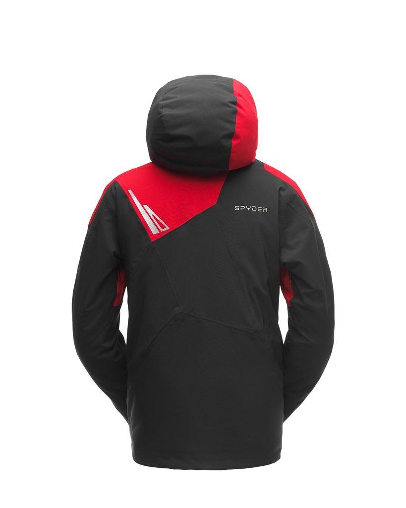Гірськолижна куртка Spyder ( 181718 ) LEADER 2019 482 TKS TFL BLK (S ... c61c6f3c54723