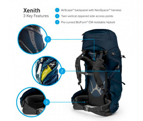Xenith 88L MD 2018