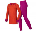 32216 violet pink- spicy orange