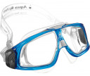 Clear Lens Trans Blue/White