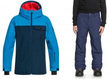 Сноубордичний комплект Quiksilver штаны ( EQBTP03018 ) ESTATE YTH PT +  куртка ( EQBTJ03078 ) MISS 2cf0d00cd6a0d