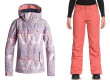 Сноубордичний комплект ROXY Штаны ( ERJTP03056 ) BACKYARD PT J + Куртка (  ERJTJ03175 ) ROXY 971becd9be643
