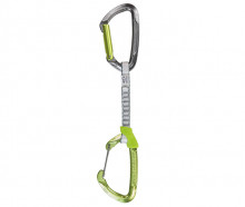 Карабины и оттяжки CLIMBING TECHNOLOGY 2E670DT AOP Lime QuickDraw Mix set DY 12 cm 2016