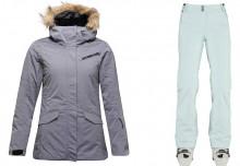 Гірськолижний комплект ROSSIGNOL куртка ( RLHWJ44 ) W PARKA HEATER JKT +  штаны ( RLHWP01 ) f87fe8993f039