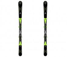 Лыжи горные SALOMON (L39142800-L3770650015) X-DRIVE 8.0 FS + КРЕПЛЕНИЯ M 38d0c4c3be52d