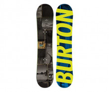 Доски BURTON PROCESS SMALLS 2015