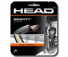 Струны для тенниса HEAD (281124) GRAVITY set 2016