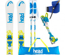 Лыжи горные HEAD (310895) Alpine Walker SET 130 2016