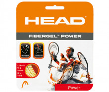 Струны для тенниса HEAD FiberGEL Power 17 2010
