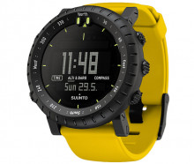 Часы SUUNTO CORE YELLOW CRUSH 2016