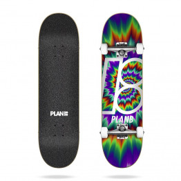 "Скейтборд Plan B ( PBCO0020B010 ) Team Tune Out 7.75""x31.6"" 2020"
