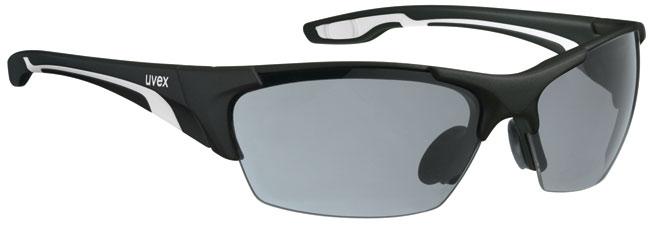Велосипедные очки UVEX BLAZE 11 black mat   smoke купить в Киеве ... 7d4f226c514c0