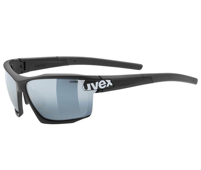 Велосипедні окуляри UVEX sportstyle 113 2016 black litemirror silver ... 4239b3419aa51