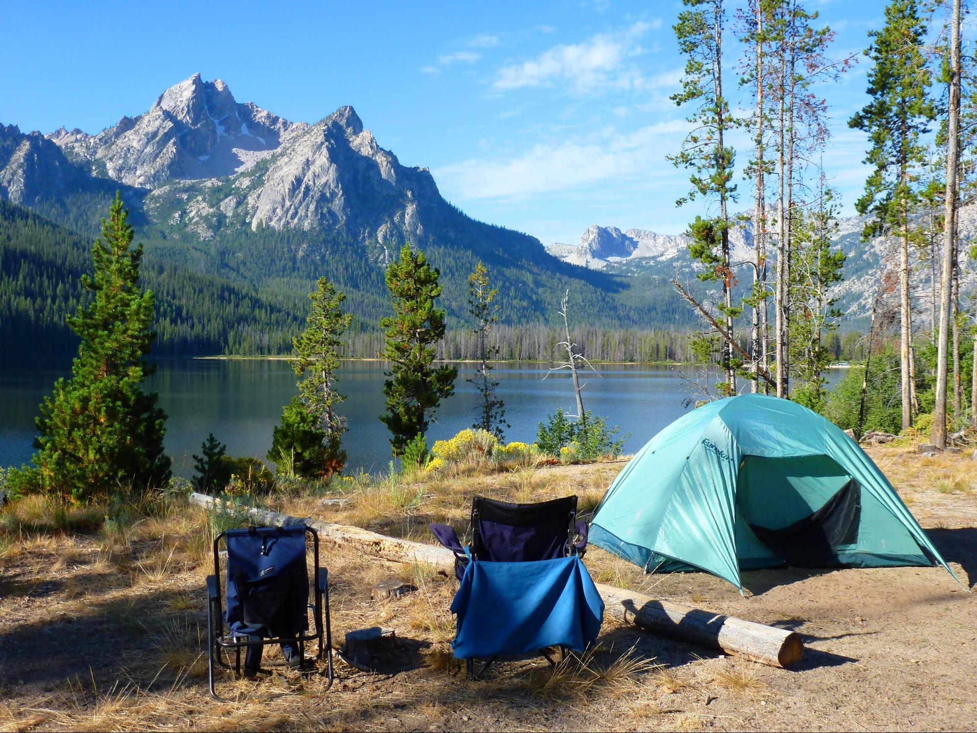 Отдых на природе с палатками картинки