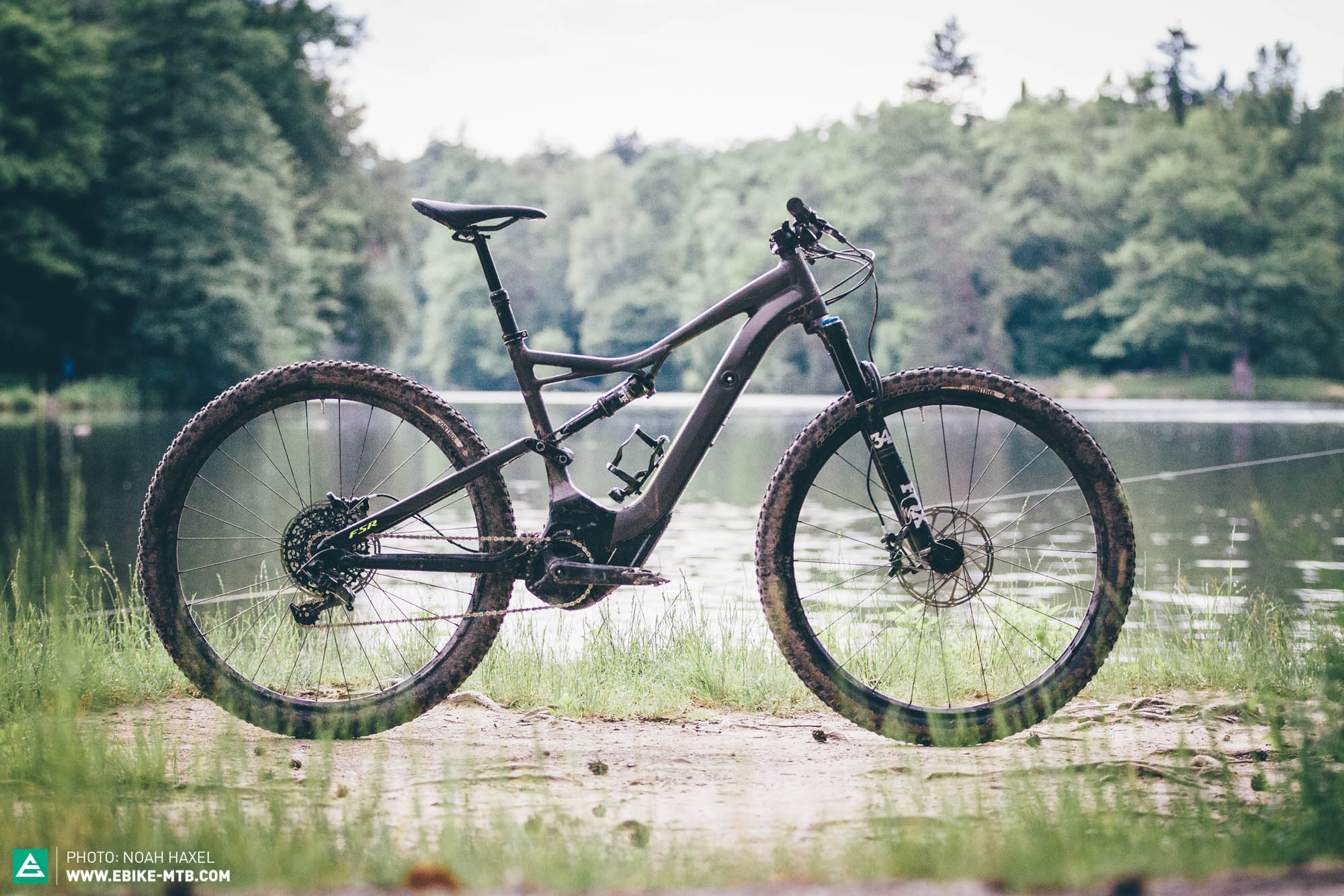 Электровелосипед Specialized LEVO FSR ST COMP 29 NB 2017.