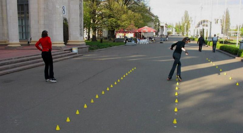 Знакомимся с ролледромами Киева